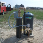 A 50 GPM irrigation system